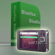 Bluefox MP4 video converter Screenshot 2