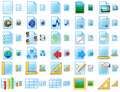 Paper Icon Library 1
