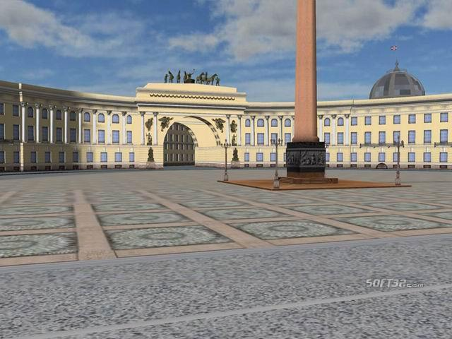 Winter Palace 3D Screenshot