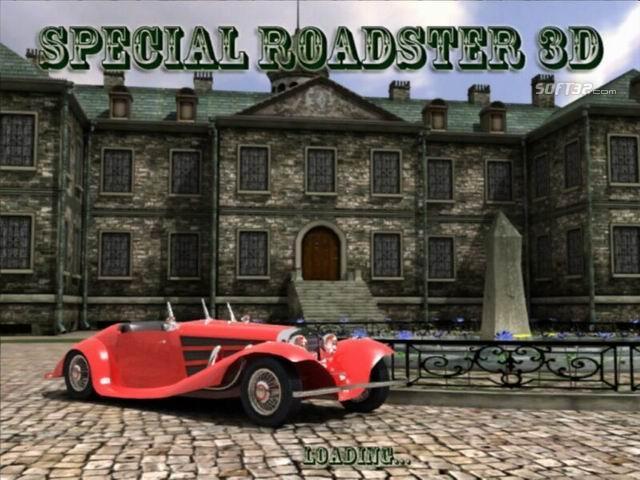 Special Roadster 3D Screenshot