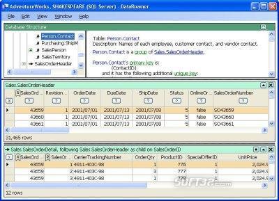 DataRoamer Screenshot 2