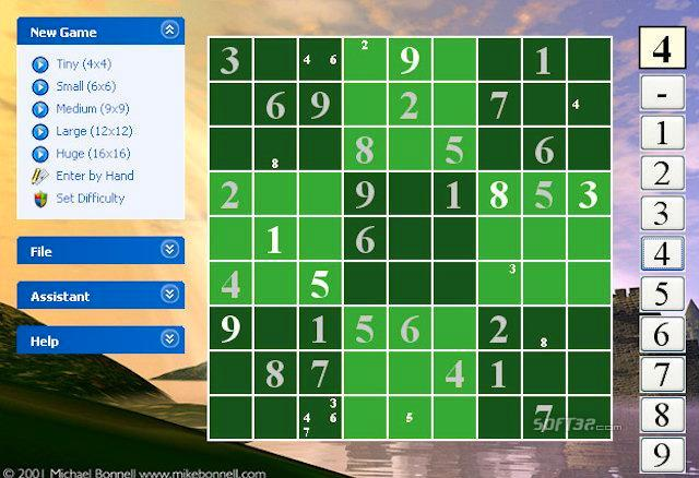 Sudoku Dream Screenshot 2