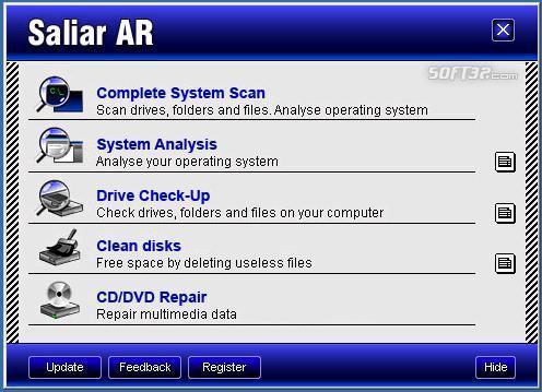 SaliarAR Screenshot 1
