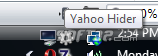 Yahoo Messenger Hider Screenshot 2