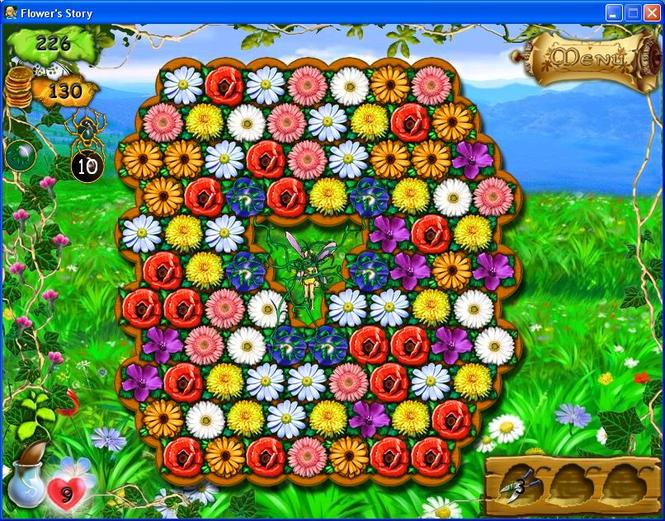 Flowers Story Screenshot 1