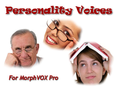 Personality Voices - MorphVOX Add-on 1
