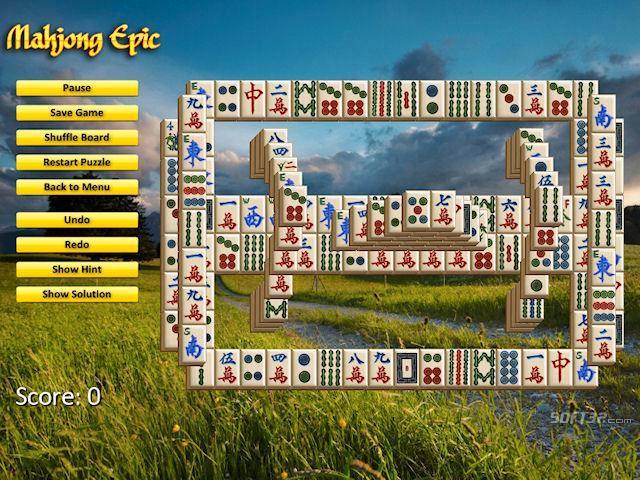 Mahjong Epic (Mac) Screenshot 3