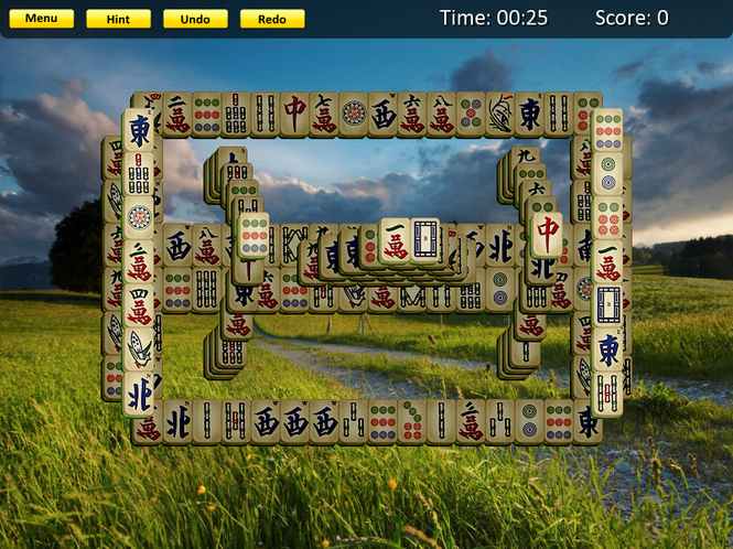 Mahjong Epic (Mac) Screenshot 1