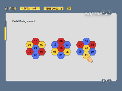 PIQE: Chain of Puzzles Screenshot 3