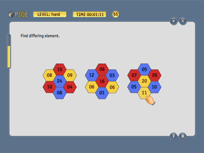 PIQE: Chain of Puzzles Screenshot