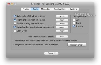 Xspinner Screenshot 1