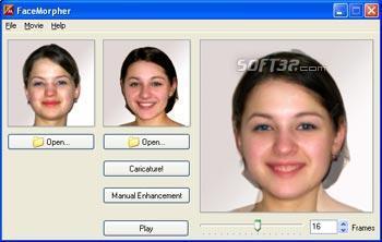 FaceMorpher Lite Screenshot 3