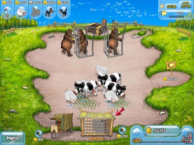 Farm Frenzy Screenshot 3