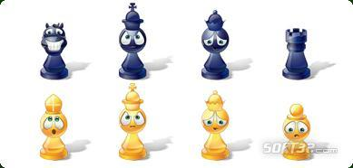 Icons-Land Vista Style Chess Emoticons Screenshot 2