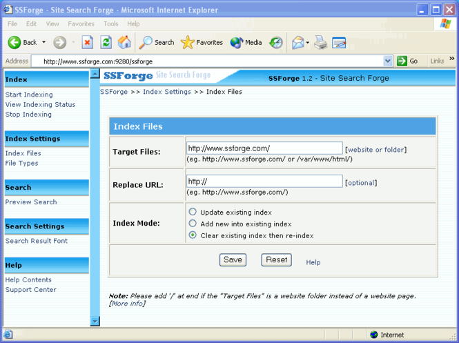 SSForge Business Screenshot 1