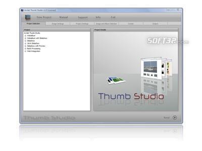 Arclab Thumb Studio Free Screenshot 2