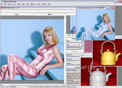 AKVIS Decorator Screenshot 2