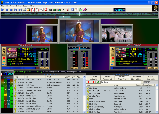 OtsAV TV Screenshot 2
