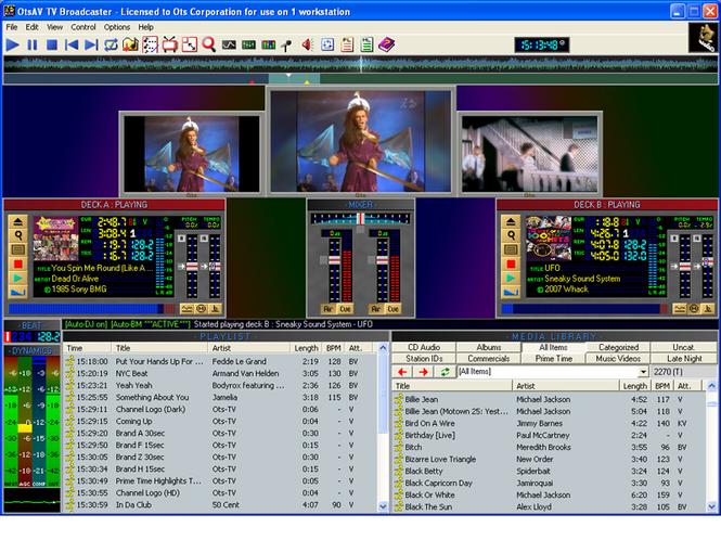 OtsAV TV Screenshot 1