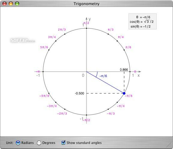 Trigonometry Screenshot 1