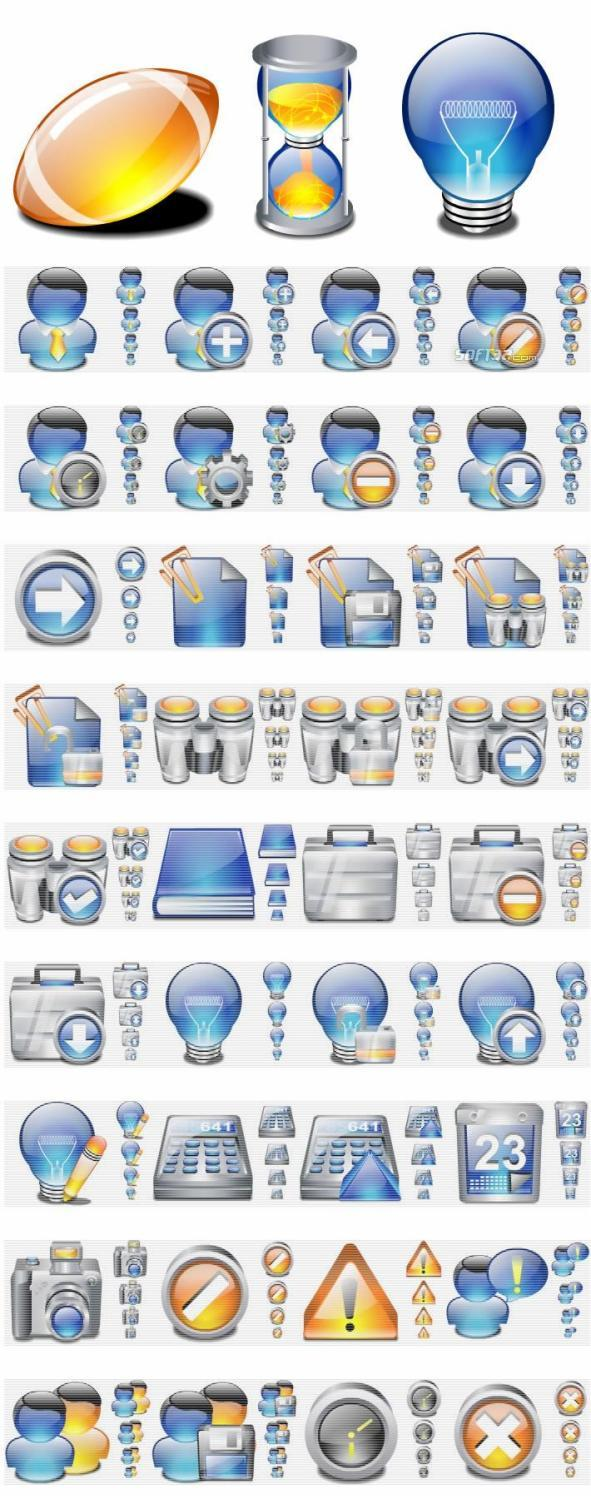 web icons Lumina style Screenshot 2