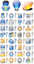 web icons Lumina style 1