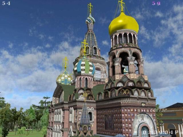 Church of Saviour on Spilled Blood 3D Screenshot 1