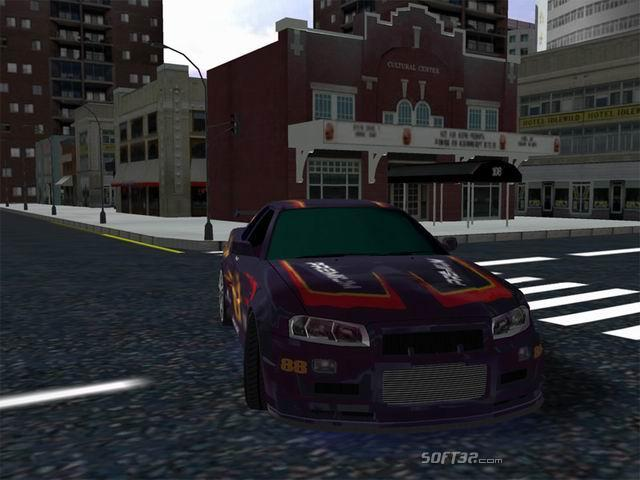 Skyline 3D Screenshot
