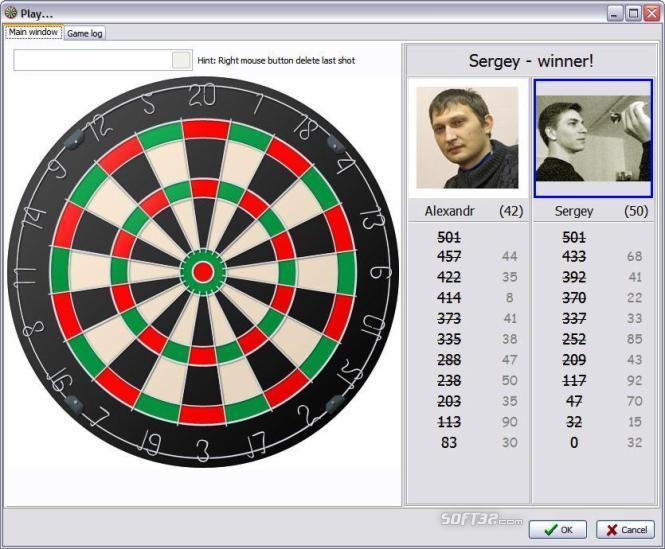Darts CLUB Screenshot