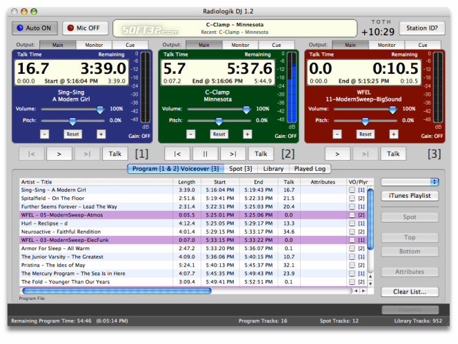 Radiologik Scheduler Screenshot 1