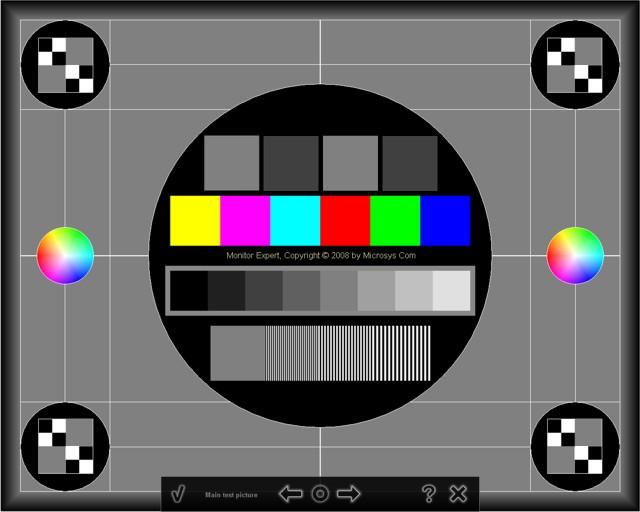 Monitor Expert Screenshot 1