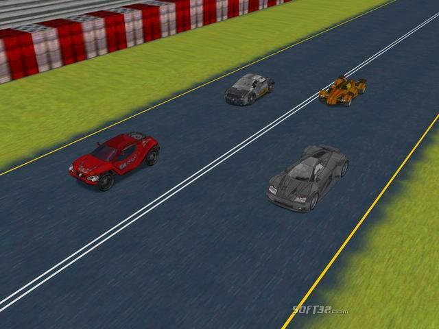 Street Car Racing 3D Screenshot 1
