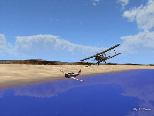 Sport Airplanes Show 3D Screenshot 1