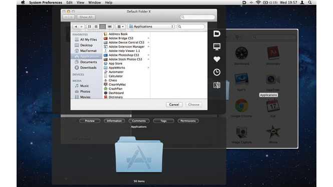 Default Folder X Screenshot 2