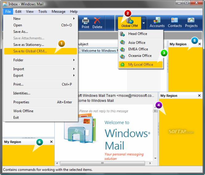 Add-in Express 2008 for Outlook Express Screenshot 3