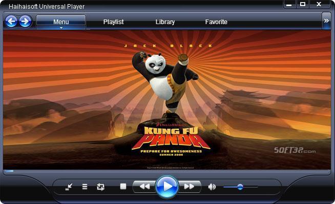 Haihaisoft Universal Player Screenshot 3