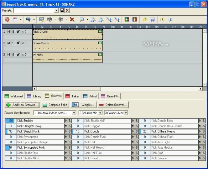 SoundTrek Drummer Screenshot 3