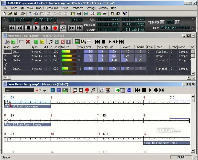 JAMMER Professional Screenshot 3