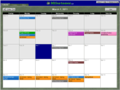 Milestones Calendar 1