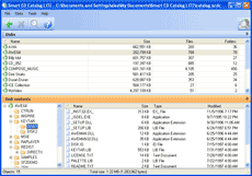 Smart CD Catalog Lite Screenshot 1