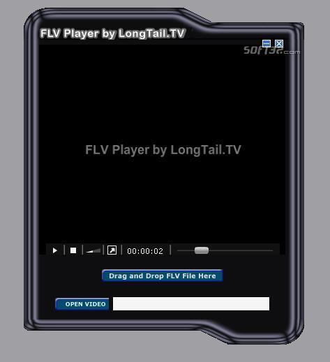 FLV Player by LongTail.TV Screenshot