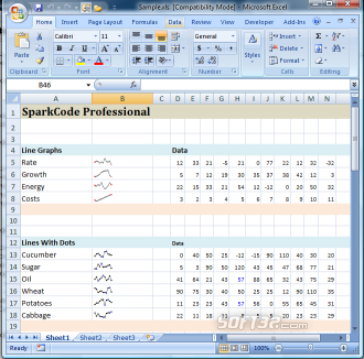 ConnectCode SparkCode Professional Screenshot 3