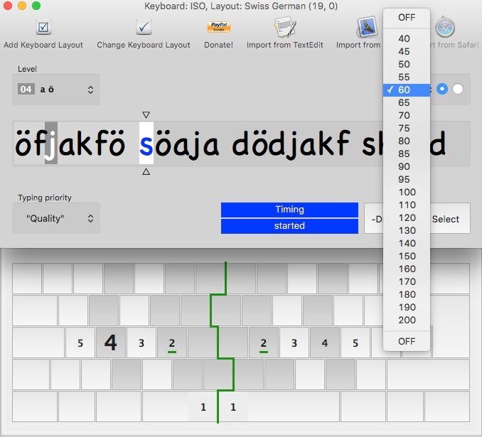aTypeTrainer4Mac Screenshot 6