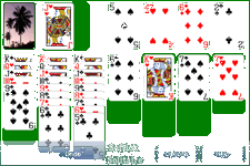 Softick Solitaire for iPhone Screenshot 2