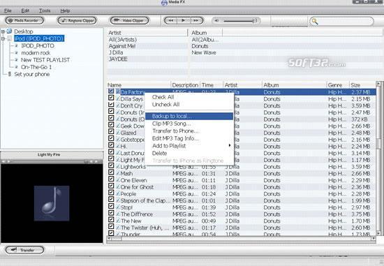 MediaFX Screenshot 3