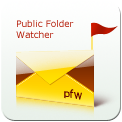 Public Folder Watcher Screenshot