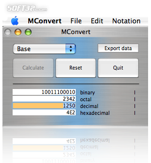 MConvert Screenshot