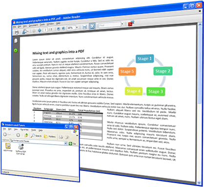 Softmio PDF Converter Screenshot
