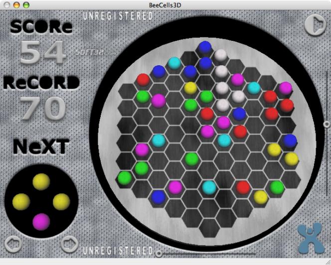 BeeCells3D Screenshot