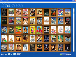 My Movie Collection Screenshot